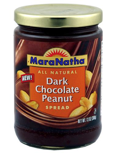 MaraNatha Dark Chocolate Peanut Spread