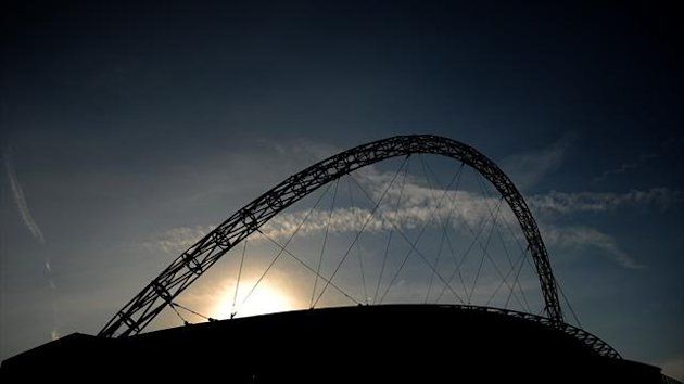 England and Scotland will play at Wembley in August 2013