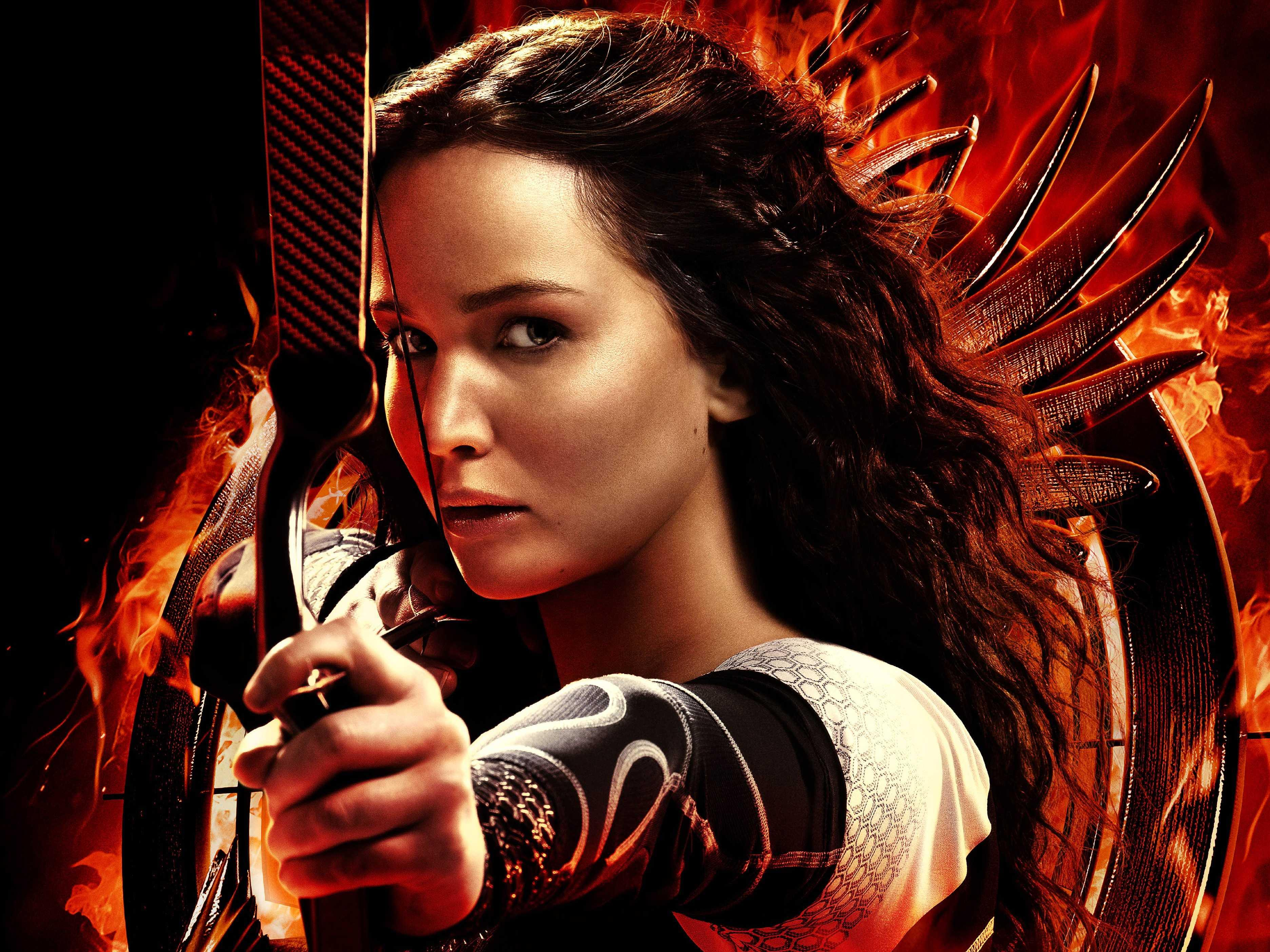 Final 'Hunger Games' movie opens to franchise low