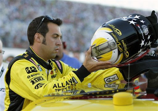 Hornish to sub again for suspended Allmendinger