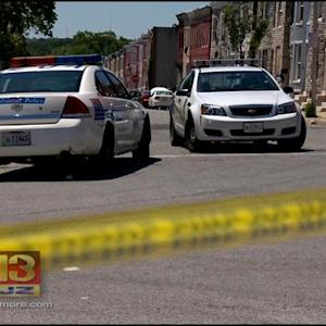 Mayor Responds To Deadliest Month In Baltimore In 15 Years