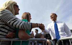 Voters Want Change but Still Pick Obama