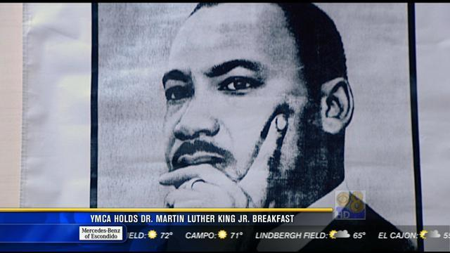 YMCA holds Dr. Martin Luther King Jr. breakfast