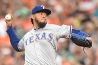 Rangers set ALDS rotation: Gallardo in Game 1, Hamels in Game 2
