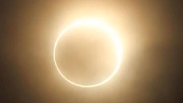 Watch: Solar eclipse in Australia