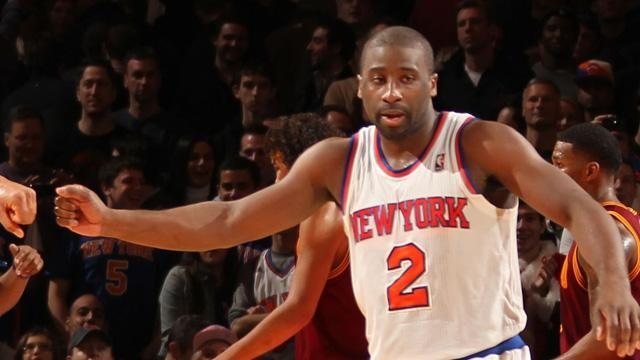 """Doug Gottlieb and Allie LaForce examine how well the Knicks can play without their starting point guard Raymond Felton. Watch """"Lead Off"""" - Weekdays at Midnight ET on CBS Sports Network."""