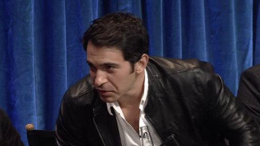 PaleyFest 2013: Danny Castellano, Chris Messina