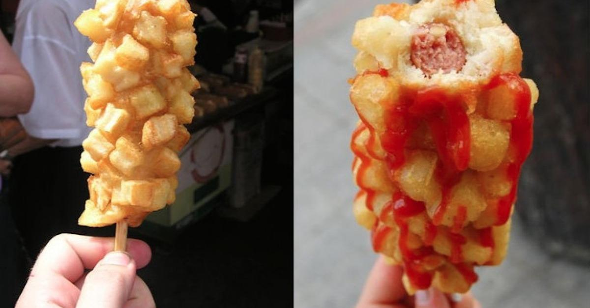 16 Foods And Drinks Deep-Fried In Texas