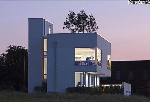 modern homes