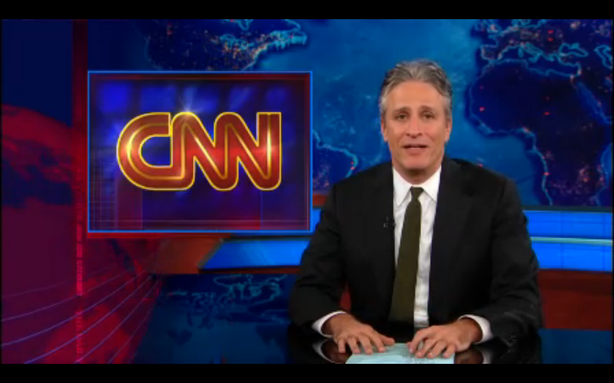 Jon Stewart Dines Out on Fox News and CNN's Supreme Blunders