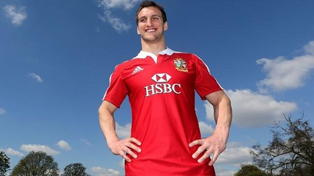Sam Warburton will make his British and Irish Lions debut against Queensland Reds in Brisbane on Saturday (PA Photos)