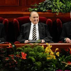 The Top Leaders Of The Mormon Church Have Never Been Older