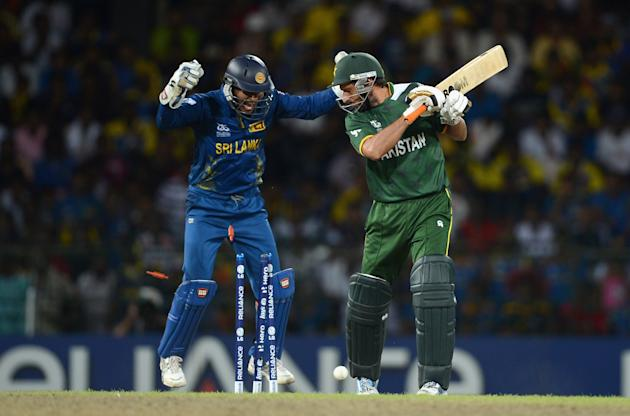 Sri Lanka v Pakistan - ICC World Twenty20 2012 Semi Final