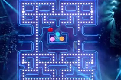 Super Bowl commercials 2015: Bud Light created LIFE-SIZE PAC-MAN