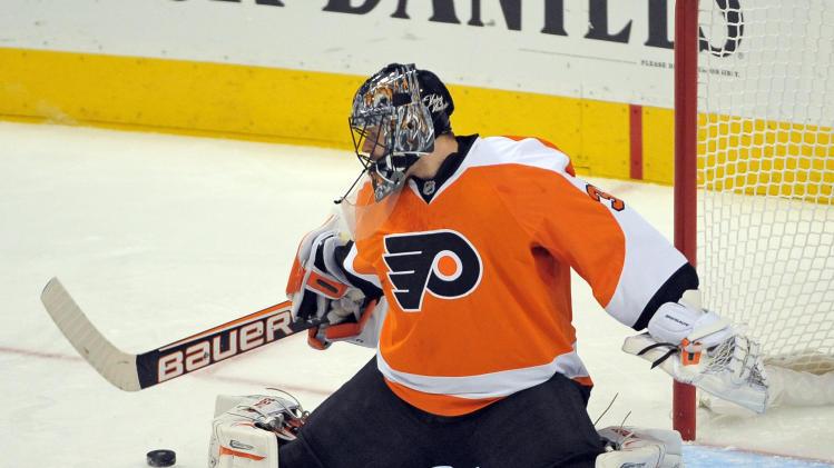 NHL: Pittsburgh Penguins at Philadelphia Flyers