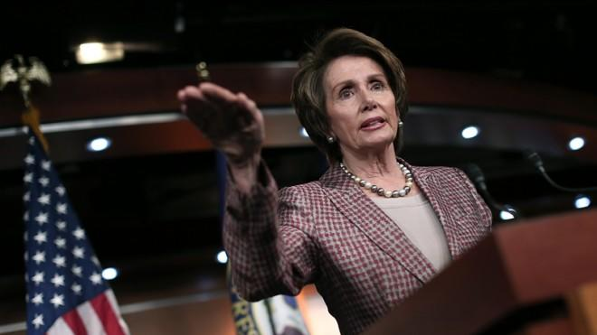 House Minority Leader Nancy Pelosi proposes to raise minimum wage to $10 per hour.