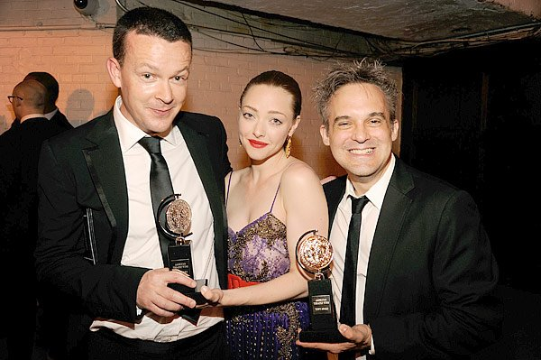 'Once' Sweeps The Night: Tony Awards Winners 2012 — Full List