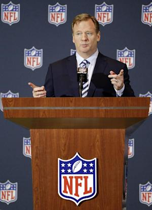 Goodell, union to meet on workplace environment