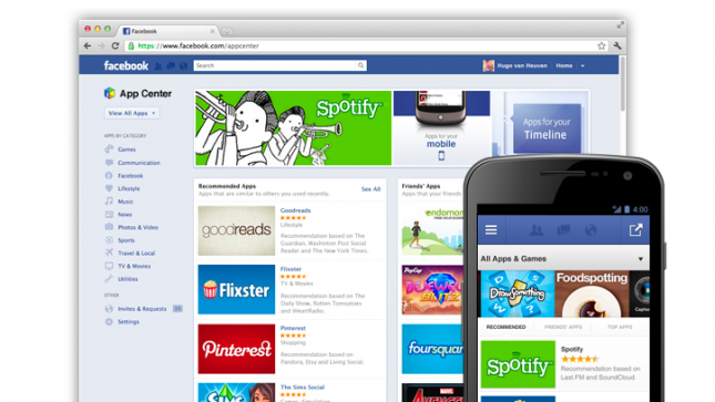 Facebook to launch its own app store in the coming weeks