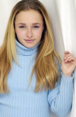 Hayden Panettiere Normal Sundance Film Festival 1/21/2003