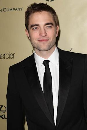 Robert Pattinson attends The Weinstein Company's 2013 Golden Globe Awards After Party at The Beverly Hilton hotel on January 13, 2013 in Beverly Hills, Calif. -- Getty Images