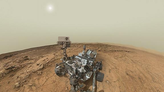 Mars Fossils? Curiosity Rover Team Questions Report on Potential Microbe Traces
