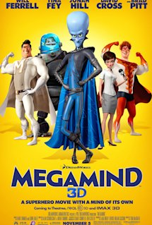 Poster of Megamind