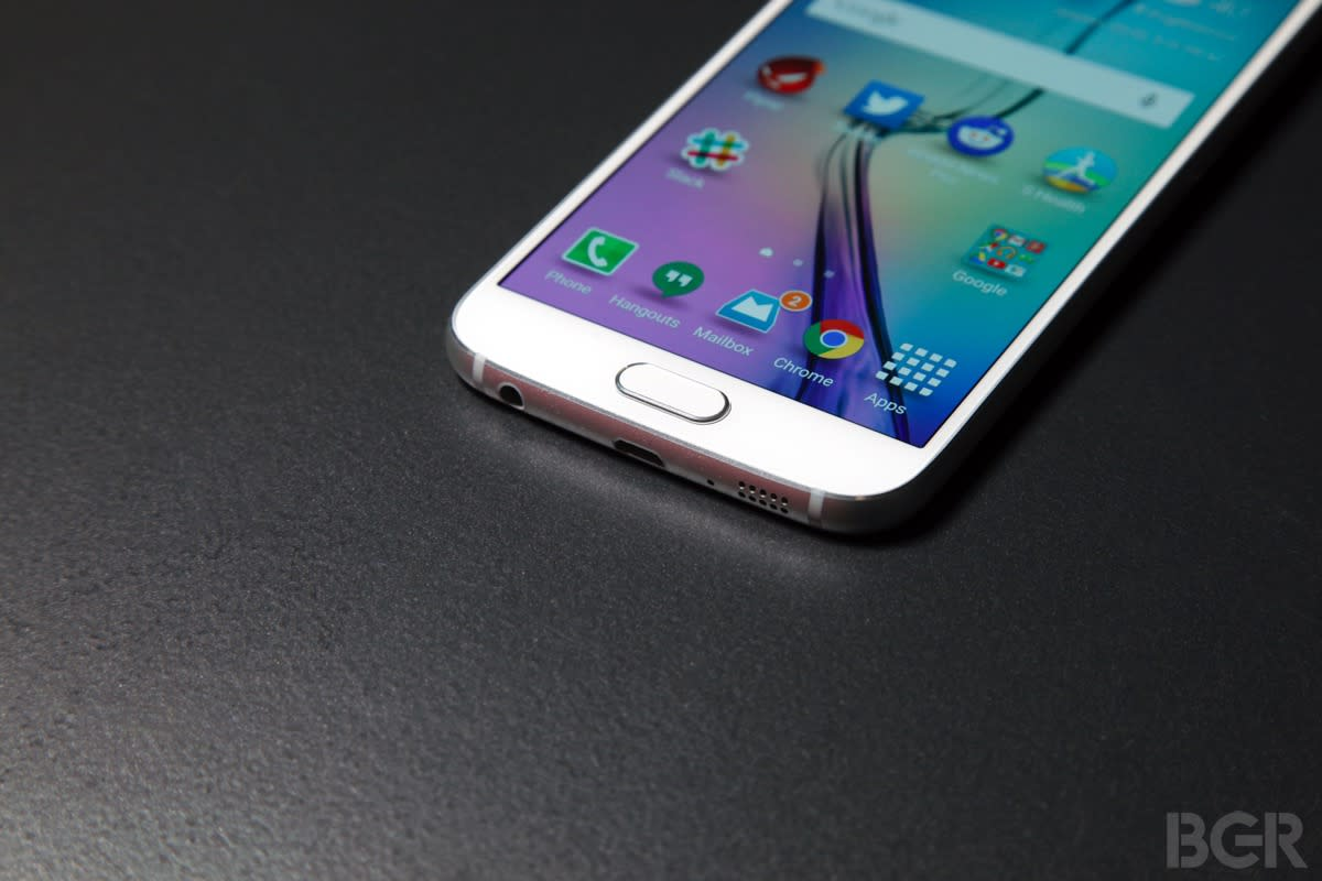 Samsung's Galaxy S6 can't keep up with the iPhone