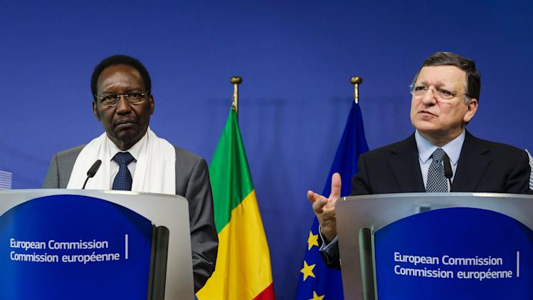 EU pledges $675 million toward Mali reconstruction
