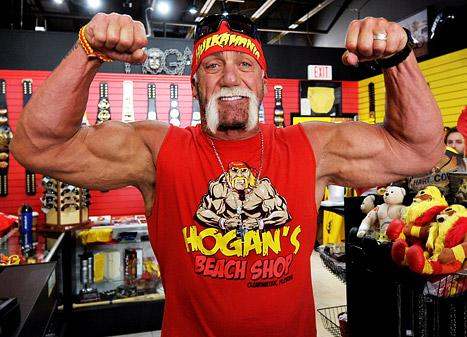 Hulk Hogan Settles Sex Tape Lawsuit Against Former Friend Bubba