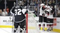 Coyotes exploit another lousy outing from Quick