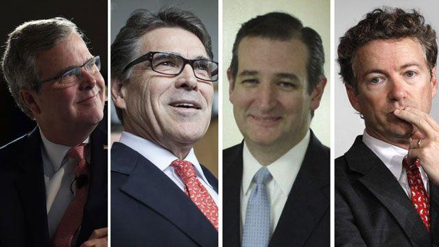 Wiggly words on immigration policy from 2016 GOP contenders