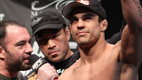 UFC Sao Paulo Results: Vitor Belfort Knocks Dan Henderson Out Again