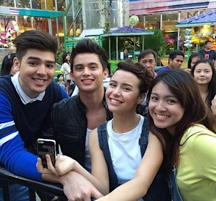 - Andre-Paras-James-Reid-Yassi-Pressman-and-Nadine-Ilustre.-From-Andoy-Ranays-Instagram