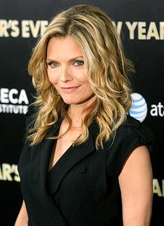 "Michelle Pfeiffer, 53: I Looked ""Like a Bag Lady"" in the 1980s"