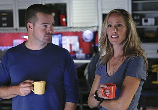 NCIS: LA Boss Previews 'Red' Spin-Off, Mulls All-NCIS Tuesdays and Teases Kensi/Deeks Twist