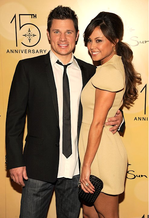 Nick Lachey, Vanessa Minnillo