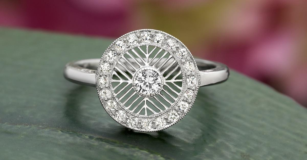 Gorgeous Antique Engagement Rings