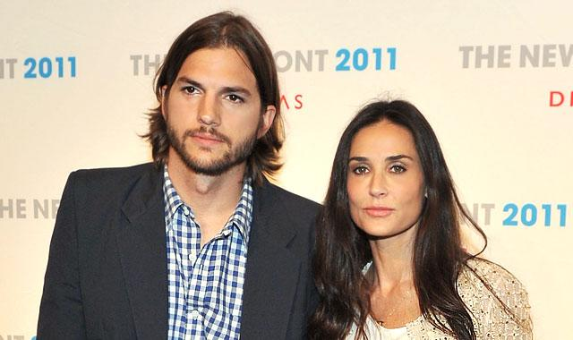 Ashton Kutcher Files for Divorce from Demi