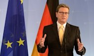 "Germany said on Saturday it was prepared to promote growth in the eurozone, a wish dear to Francois Hollande, the front-running candidate in this weekend's French presidential election. After the French election ""we will quickly get to work on adding a growth pact to the budget treaty to promote competitivity"", German Foreign Minister Guido Westerwelle said"