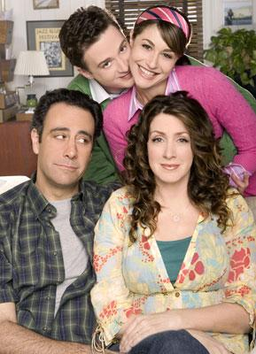 "Eddie Kaye Thomas, Kat Foster, Brad Garrett and Joely Fisher FOX's ""'Til Death"" 'Til Death"