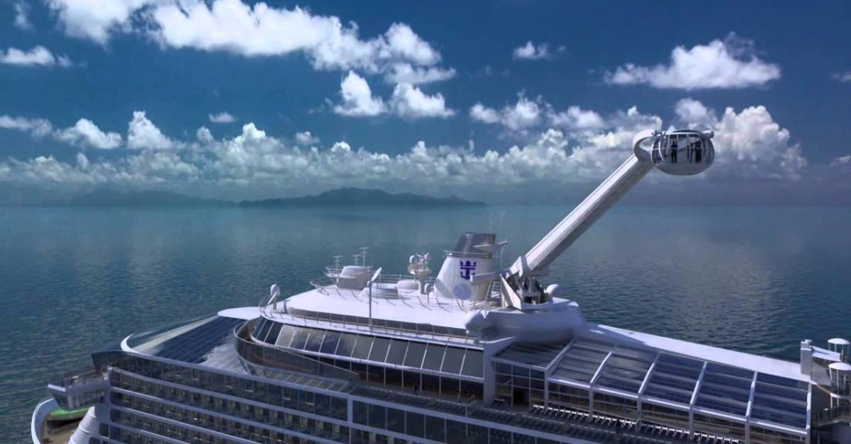 21 Pictures of Royal Caribbean�s New Cruise Ship