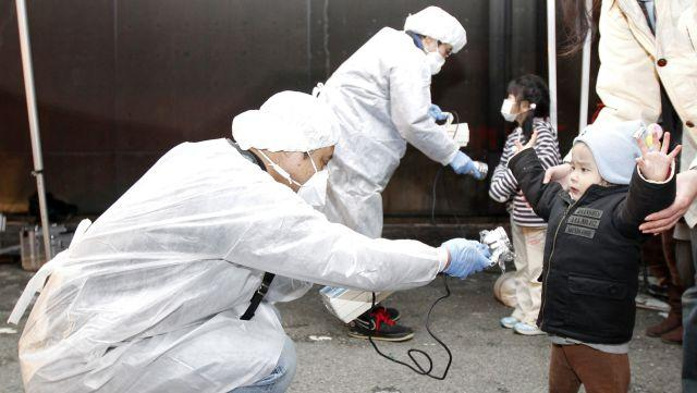 Scientists find a link between children's cancer and Fukushima radiation