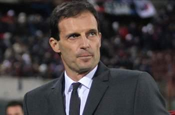 Allegri: Focus on youth is right track for AC Milan