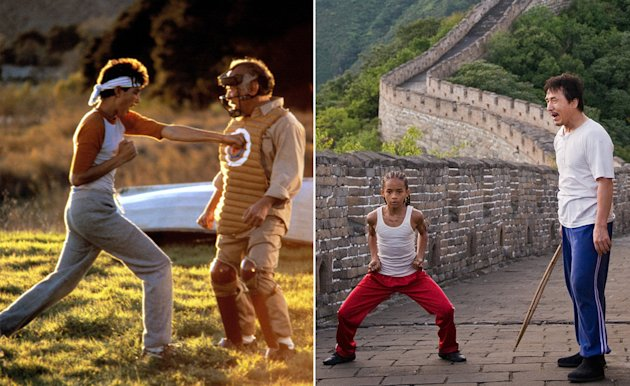 80s Remake Gallery Karate Kid