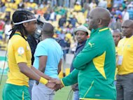 Shabba sad at Mosimane exit