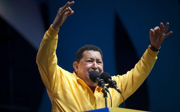 Obama Picks Up Crucial Hugo Chavez Endorsement