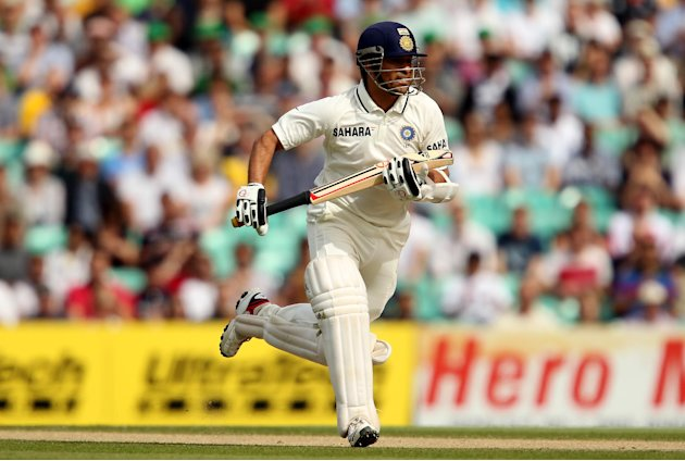 Sachin Tendulkar is facing calls from some quarters to call it a day for India