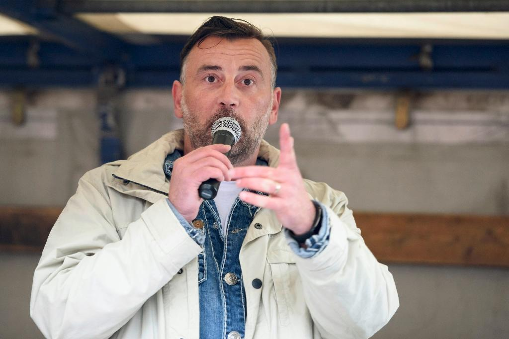 Co-founder of Germany's PEGIDA charged with inciting hatred