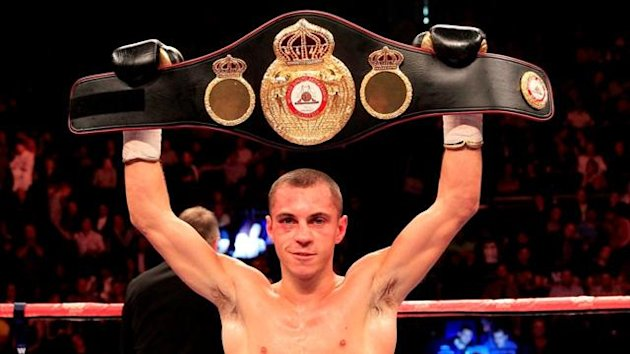 Quigg retained his WBA title after his draw with Yoandris Salinas